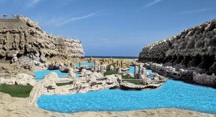 Caves Beach Resort Hurghada Image 50