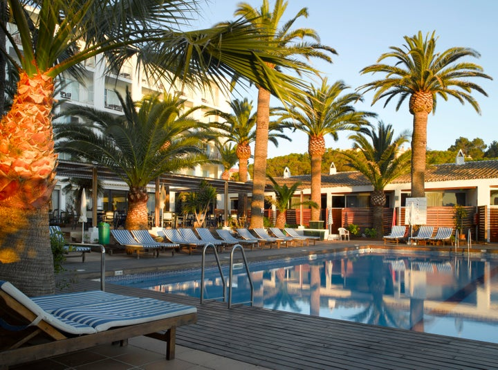 Palladium Hotel Don Carlos in Santa Eulalia, Ibiza, Balearic Islands