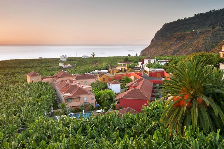 Hacienda de Abajo in Tazacorte, La Palma, Canary Islands