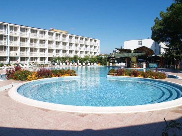 Balaton Hotel in Sunny Beach, Bulgaria