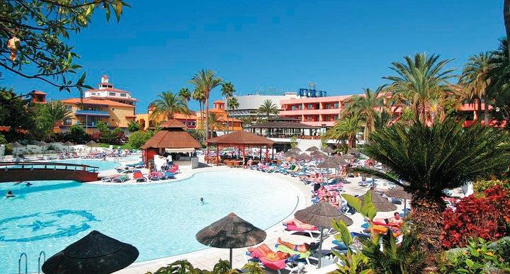 Temp In Canary Islands