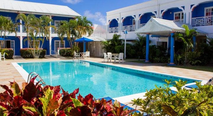 Bay Gardens Inn in Rodney Bay, St Lucia