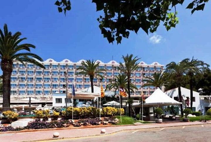 Cala Galdana Hotel & Villas d'Aljandar in Cala Galdana, Menorca, Balearic Islands