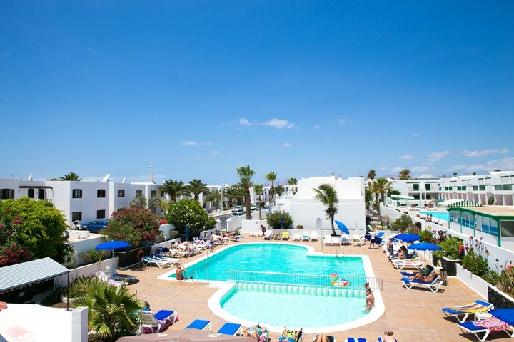 Oasis Apartments in Puerto del Carmen, Lanzarote, Canary Islands