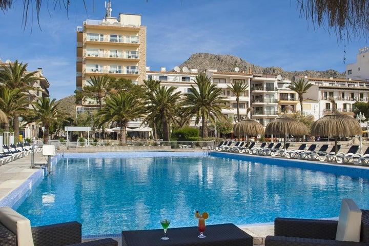 Hotel Hoposa Daina in Puerto Pollensa, Majorca, Balearic Islands
