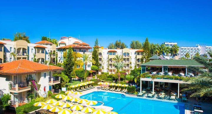 Hotel Gardenia Beach  Karaburun