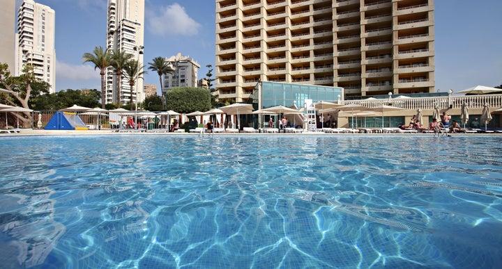 Sandos benidorm suites in benidorm spain holidays from - Swimming pool repairs costa blanca ...