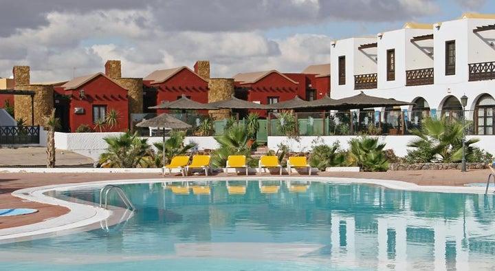 Apartments Fuerteventura Beach Club in Caleta de Fuste, Fuerteventura, Canary Islands