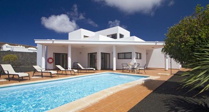 Luxury Villas For Sale Playa Blanca Lanzarote