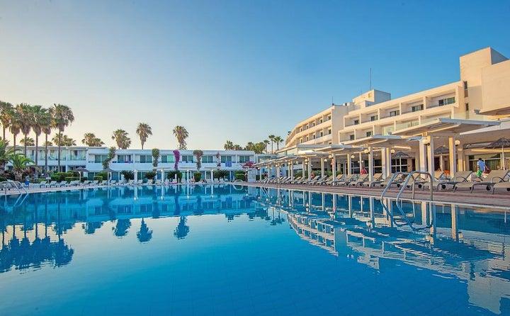 Dome Beach Hotel in Ayia Napa, Cyprus