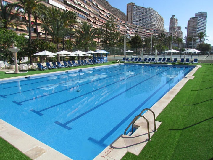 Hotel Albahia Alicante in Alicante, Costa Blanca, Spain