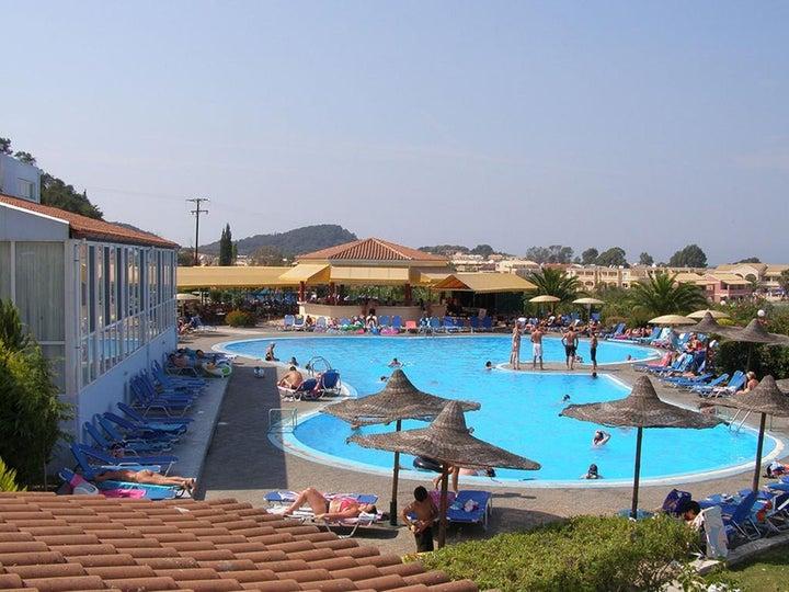 Panorama Sidari Hotel in Sidari, Corfu, Greek Islands