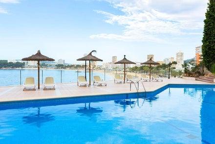 Sunlight Bahia Principe Coral Playa Hotel in Magaluf, Majorca, Balearic Islands