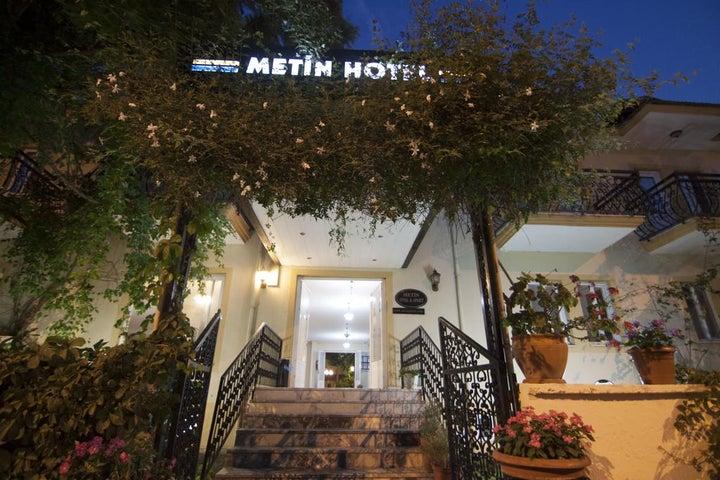 Metin Hotel in Dalyan, Dalaman, Turkey
