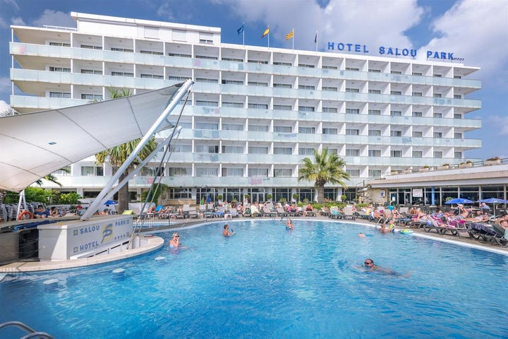 Salou Park Resort in Salou, Costa Dorada, Spain