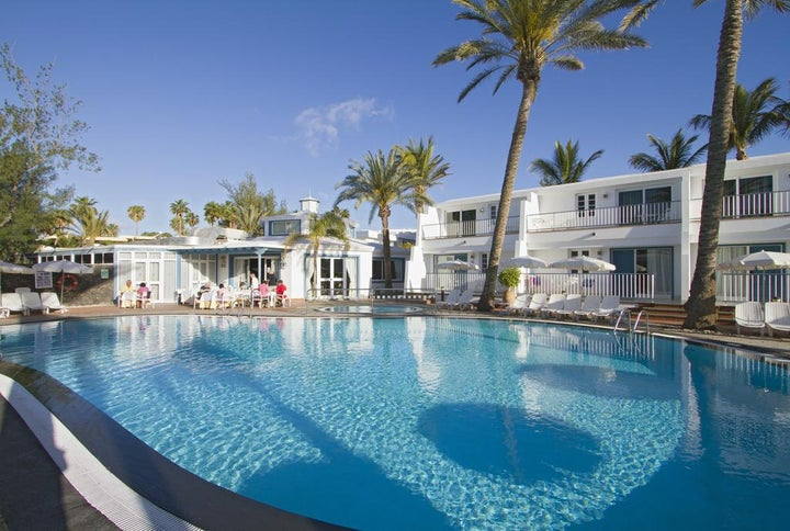Fariones Apartments in Puerto del Carmen, Lanzarote, Canary Islands