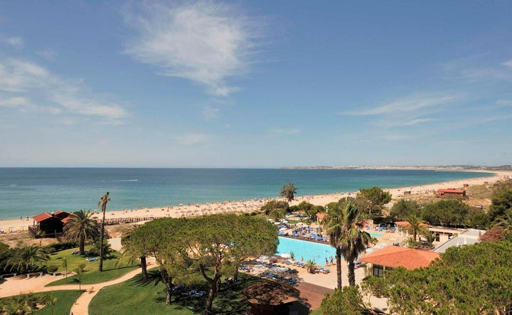 Pestana Dom Joao II Beach Resort in Alvor, Algarve, Portugal