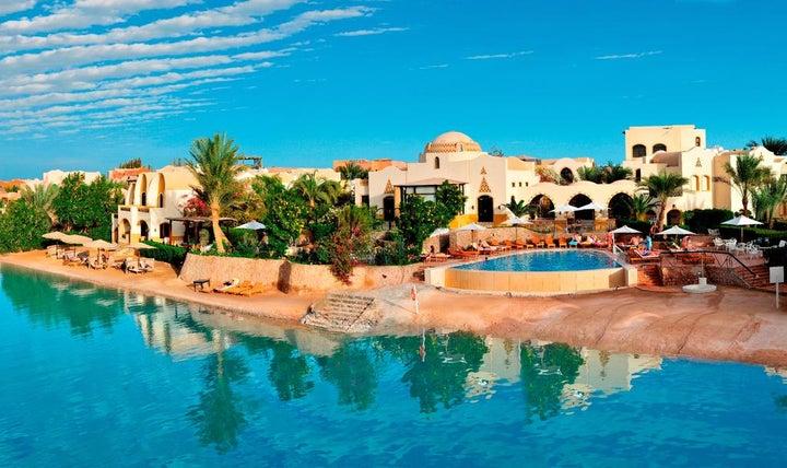 Dawar El Omda Hotel in El Gouna, Red Sea, Egypt