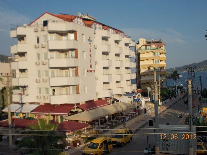 Tekin Apartment in Marmaris, Dalaman, Turkey