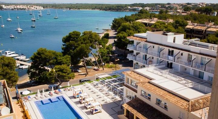 Pierre V. Vistamar Hotel (ex Ola El Vistamar)  in Porto Colom, Majorca, Balearic Islands