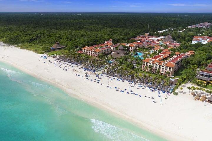 Sandos Playacar Beach Resort in Playa del Carmen, Mexico