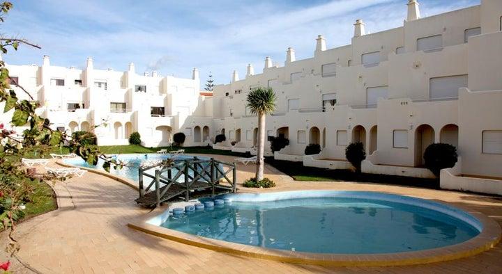 Vilamor Apartments in Alvor, Algarve, Portugal