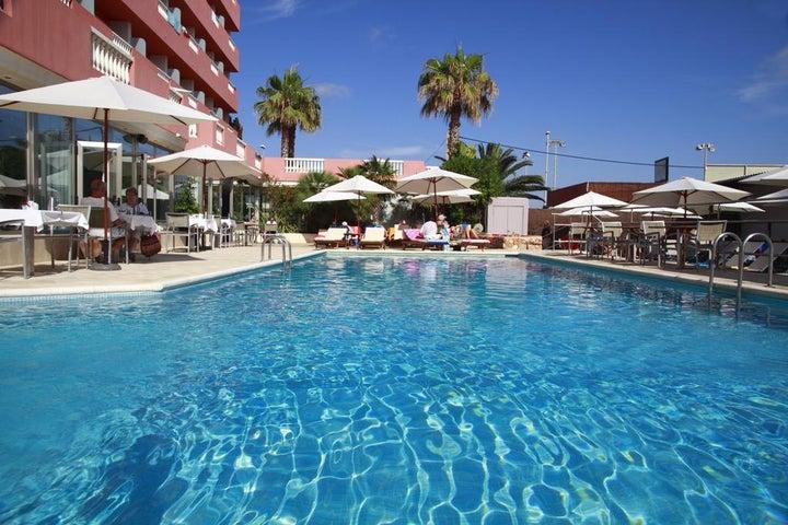 Fergus Paraiso Beach in Es Cana, Ibiza, Balearic Islands
