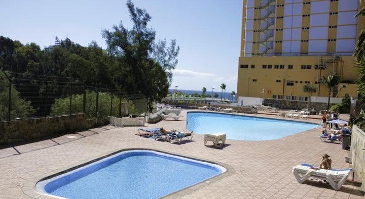Corona Roja Apartments in Playa del Ingles, Gran Canaria, Canary Islands