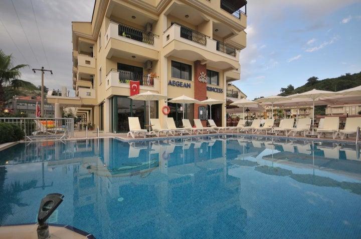 Aegean Princess Apartments in Marmaris, Dalaman, Turkey