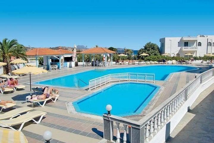 Kamari Bay Hotel in Kefalos, Kos, Greek Islands