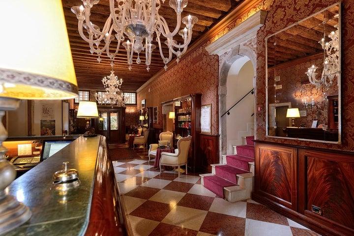 Duodo Palace Hotel in Venice, Venetian Riviera, Italy