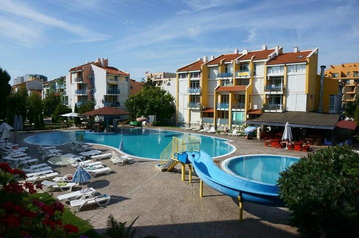 Elite I Apartments in Sunny Beach, Bulgaria