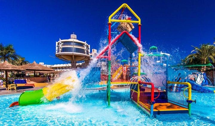 Sea Gull Beach Resort in Hurghada, Red Sea, Egypt