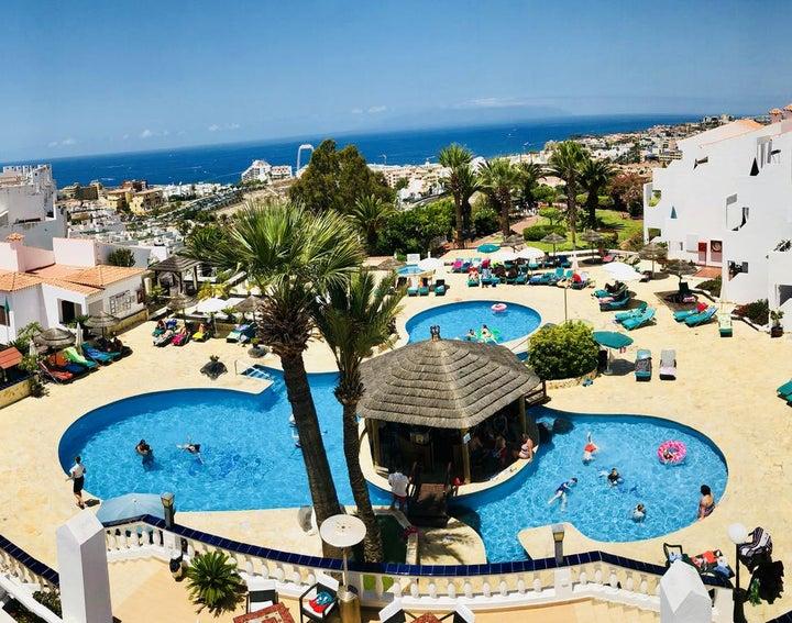 Regency Torviscas Apartments Suites in Costa Adeje, Tenerife, Canary Islands