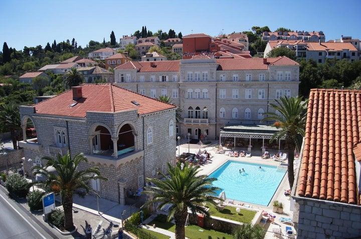 Hotel Lapad in Dubrovnik, Dubrovnik Riviera, Croatia