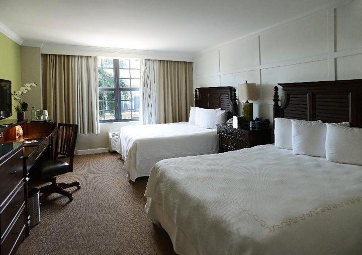 Riverside Hotel in Fort Lauderdale, Florida, USA