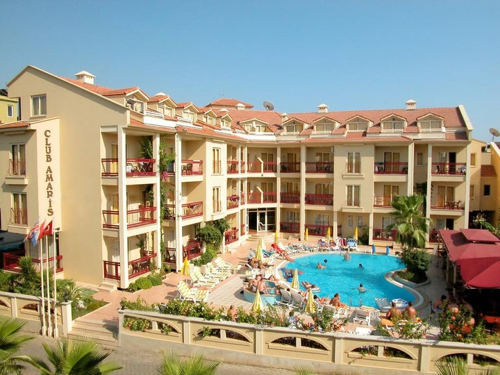 Club Amaris Apartments in Marmaris, Dalaman, Turkey