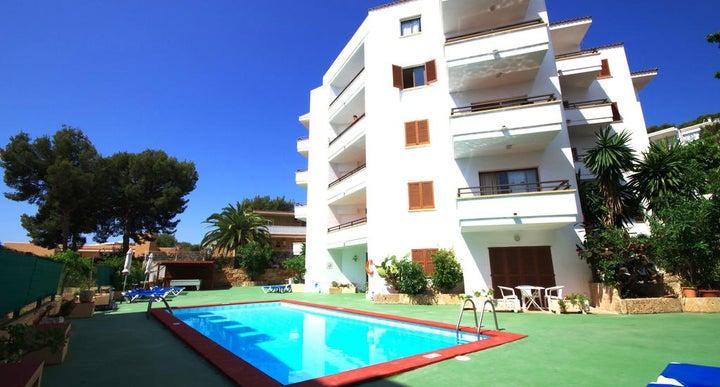 Marina Palmanova Apartments in Palma Nova, Majorca ...
