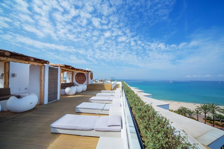 HM Tropical in Playa de Palma, Majorca, Balearic Islands