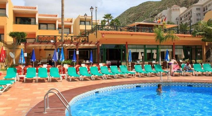 Oasis Mango Apartments in Los Cristianos, Tenerife, Canary Islands