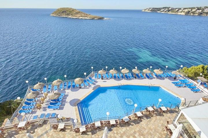 Florida Universal Hotel in Magaluf, Majorca, Balearic Islands