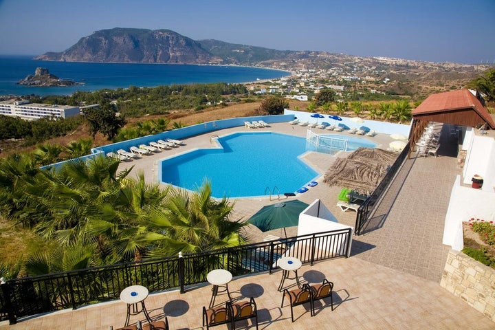 Pantheon Studios in Kefalos, Kos, Greek Islands