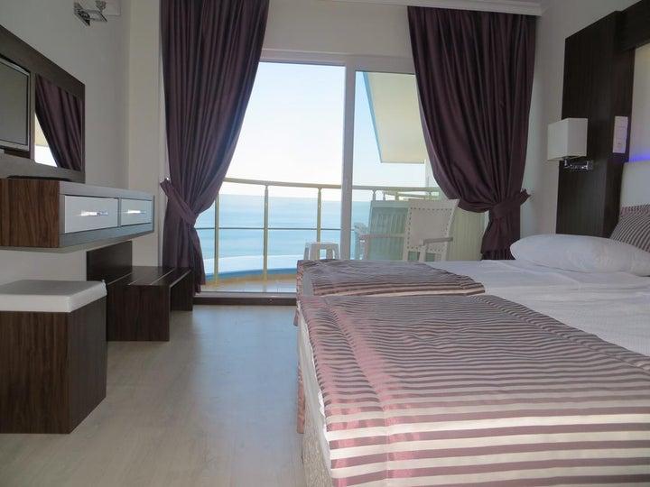 Arora Hotel in Kusadasi, Aegean Coast, Turkey