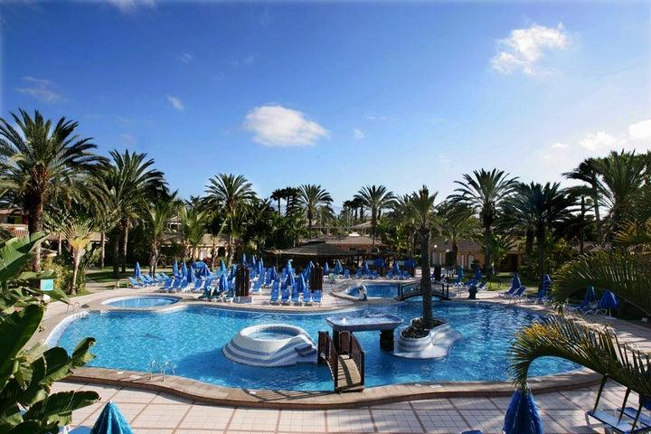 Dunas Suite Hotel & Villas Resort in Maspalomas, Gran Canaria, Canary Islands