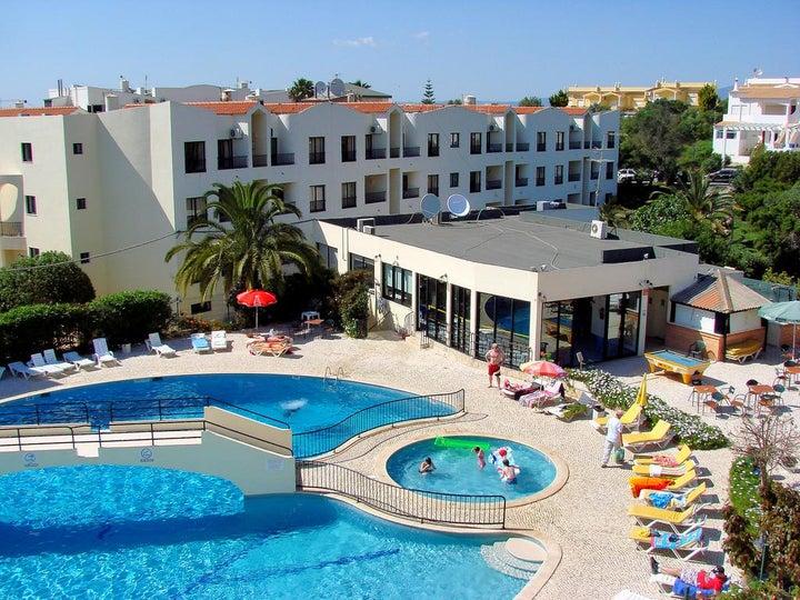 Clube Alvorferias in Alvor, Algarve, Portugal