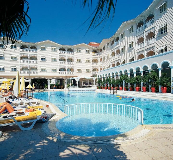 Pashas Princess Hotel in Kemer, Antalya, Turkey