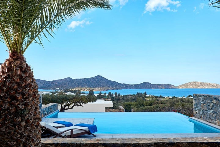 Elounda Palm in Elounda, Crete, Greek Islands