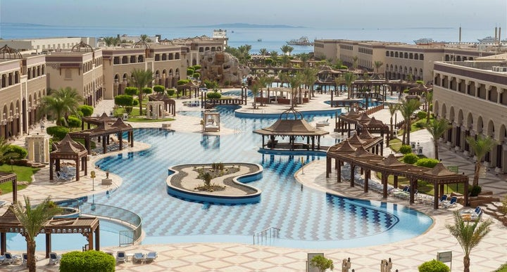Hotel Sentido Mamlouk Palace Resort Spa