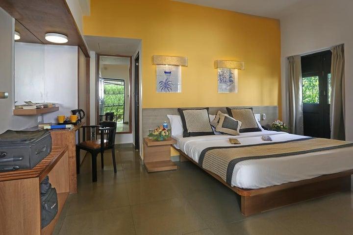 Keys Ronil Beach Resort in North Goa, Goa, India