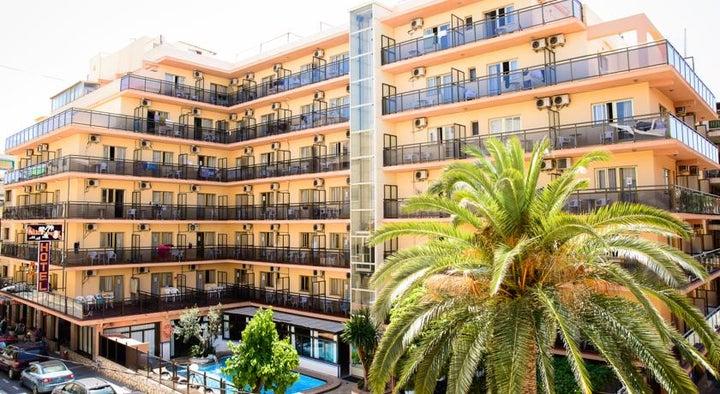 Camposol Hotel in Benidorm, Costa Blanca, Spain